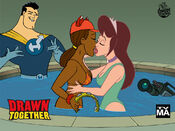 Drawn together(1)