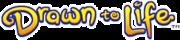 Start Screen Drawn to Life Logo