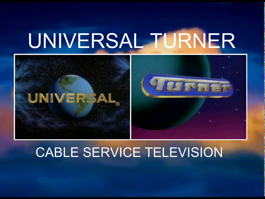Universal Turner Cable Service Television Dream Logos