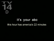 ABC Australia ident spoof 1997 on This Hour Has America's 22 Minutes 2