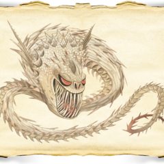 Concept Art of the Screaming Death.