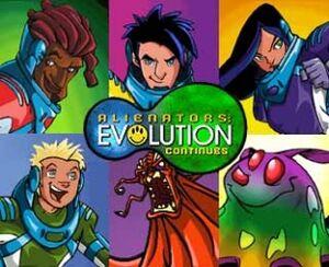 Alienators- Evolution Continues