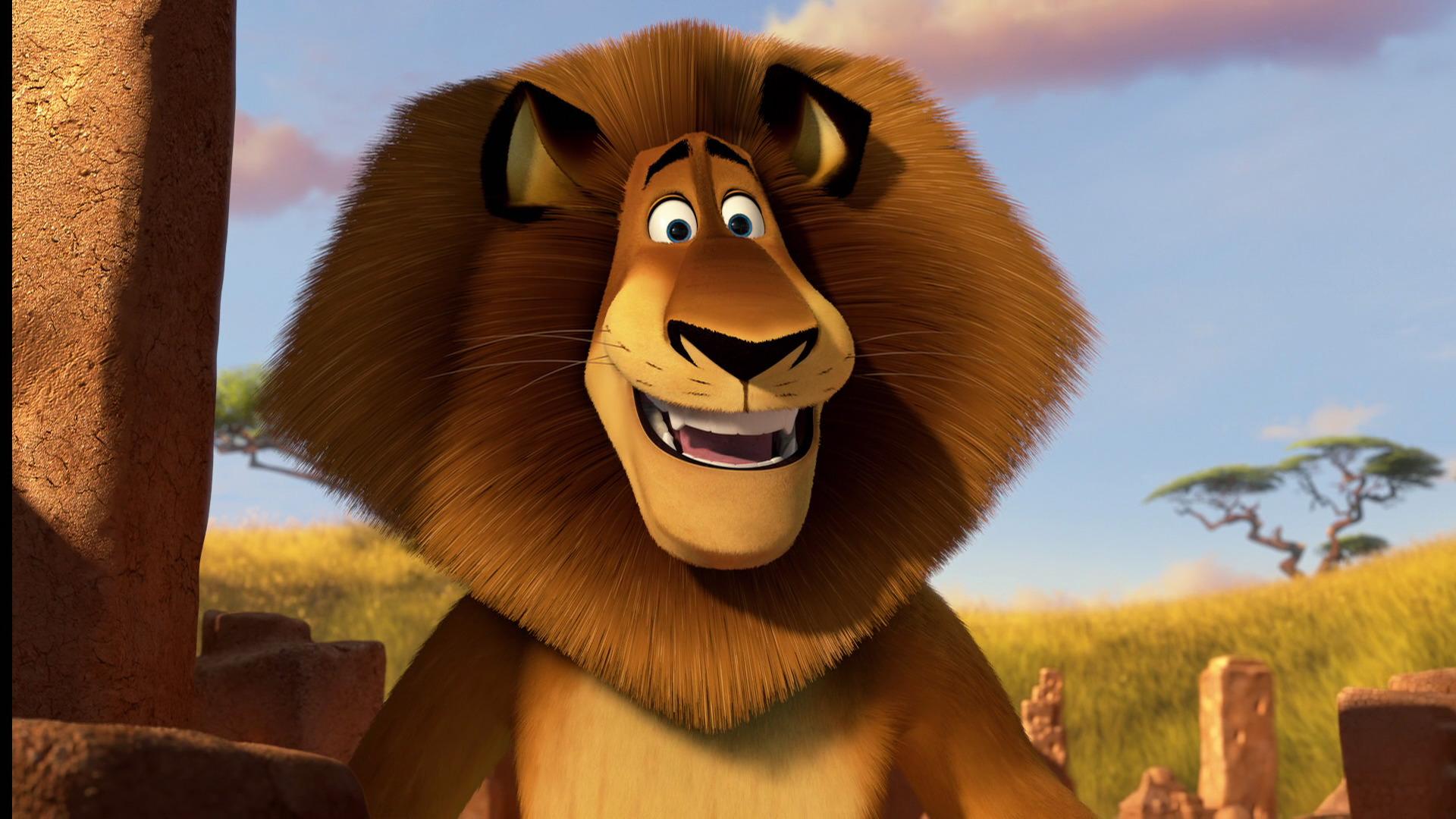 Фото львов из всех мультиков 3