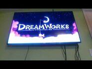 Rocky and Bullwinkle Short DreamWorks Animation logo