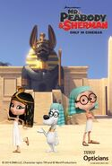 Mr. Peabody and Sherman 321556495