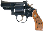 Smith & Wesson Model 19 Snubnose