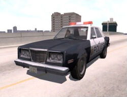 Police-prowler