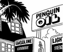 Penguin oil