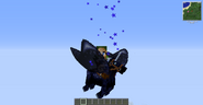 Fairy horse particles