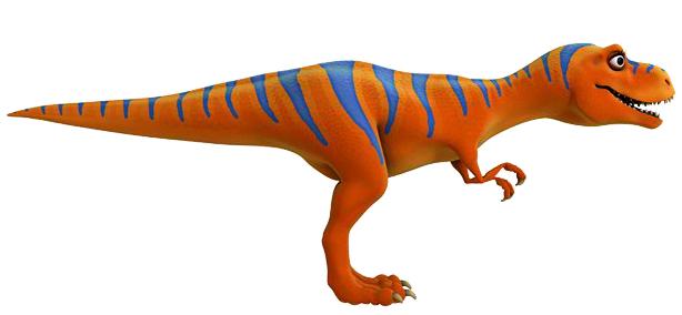 Tyrannosaurus Rex | Dinosaur Train Wiki | Fandom powered ...