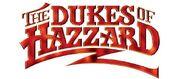 Dukes logo, red