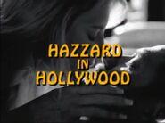 Hazzard in Hollywood