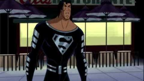 Superman is Back in Black
