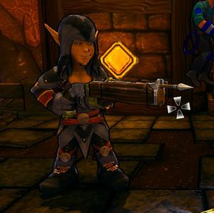 Ranger Assassin Costume