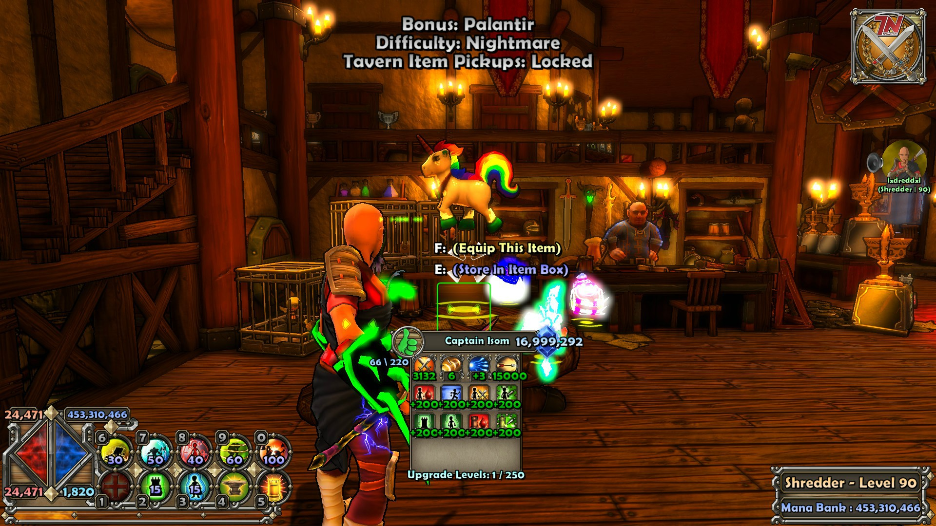 Captain isom dungeon defenders wiki fandom powered by wikia - Dungeon defenders 2 console ...