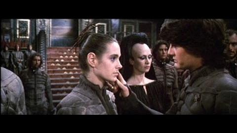 Dune - Cut Scene - Paul takes Irulan as his wife