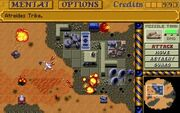 Dune 2 interface