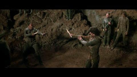 Dune Deleted Scene - Jamis Fight