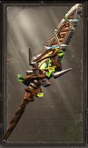 Majestic artemis arrow