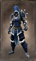 Frigid rimesteel armor