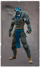 Fortified frosthorn armor