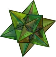 Stellated Dodecahedron