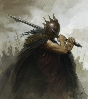 File:The Warrior by alanlathwell.jpg