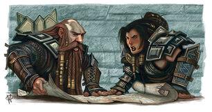 2 dwarves