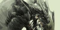 Dreg Dragon (3.5e Monster)