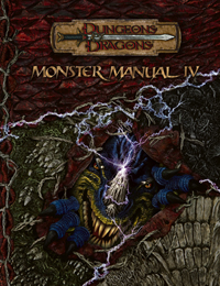 953767200 Monster Manual IV