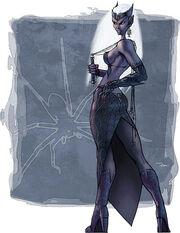 High Priestess by Francis Tsai