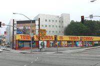 Tower Records Sunset hollywood wikipedia duran duran
