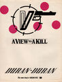 007 james bond wikipedia duran duran a view to a kill film song advert