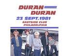 Eastside Club: 23 Sept. 1981