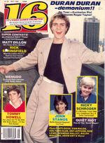 16 (USA) May 1984