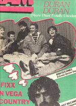 Ram magazine dated november 11 1983 223. vintage issue of australian music tabloid which features duran duran frank zappa xtc big country australian crawl wikipedia
