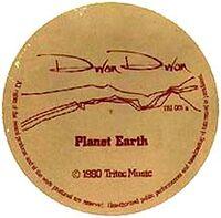 DD planet Label