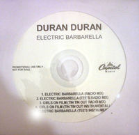 Electric Barbarella - US (Promo CD) DURAN DURAN WIKIPEDIA