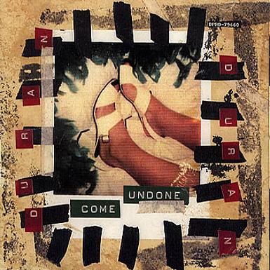 Come Undone Us Dpro 79660 Duran Duran Wiki Fandom