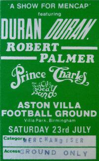 Aston villa park wikipedia duran duran pass concert 1983 mencap