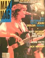 Max Mag magazine duran duran wikipedia