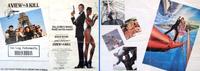 Flyer 007 james bond duran duran music.com discogs