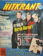 HITKRANT magazine `86-DURAN DURAN wikipedia