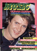 All you need is now duran duran DURAN ITALY