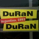 Duran Duran (Vivo en Estadio Velez Sarsfield) wikipedia argentina discogs