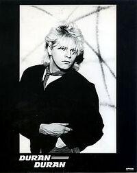 Duran-Duran-discogs promotional card duranduran.com andy taylor