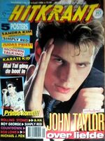 Magazine Duran Duran cover hitkrant wikipedia collection netherlands nl