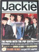 Jackie magazine duran duran wikipedia