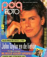 Pop foto netherlands holland duran duran magazine 4, 1986