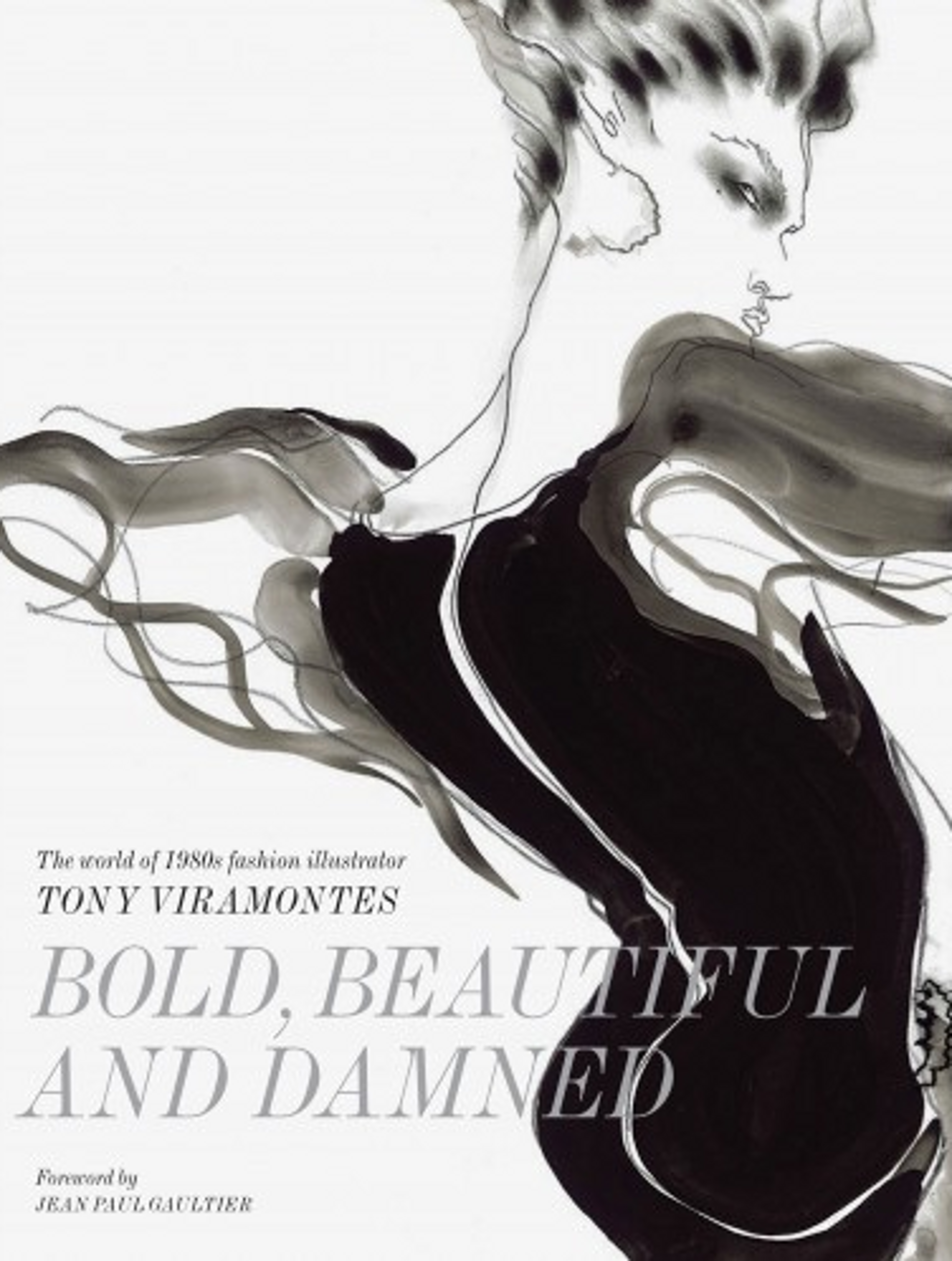 Bold beautiful and damned the world of 1980s fashion illustrator